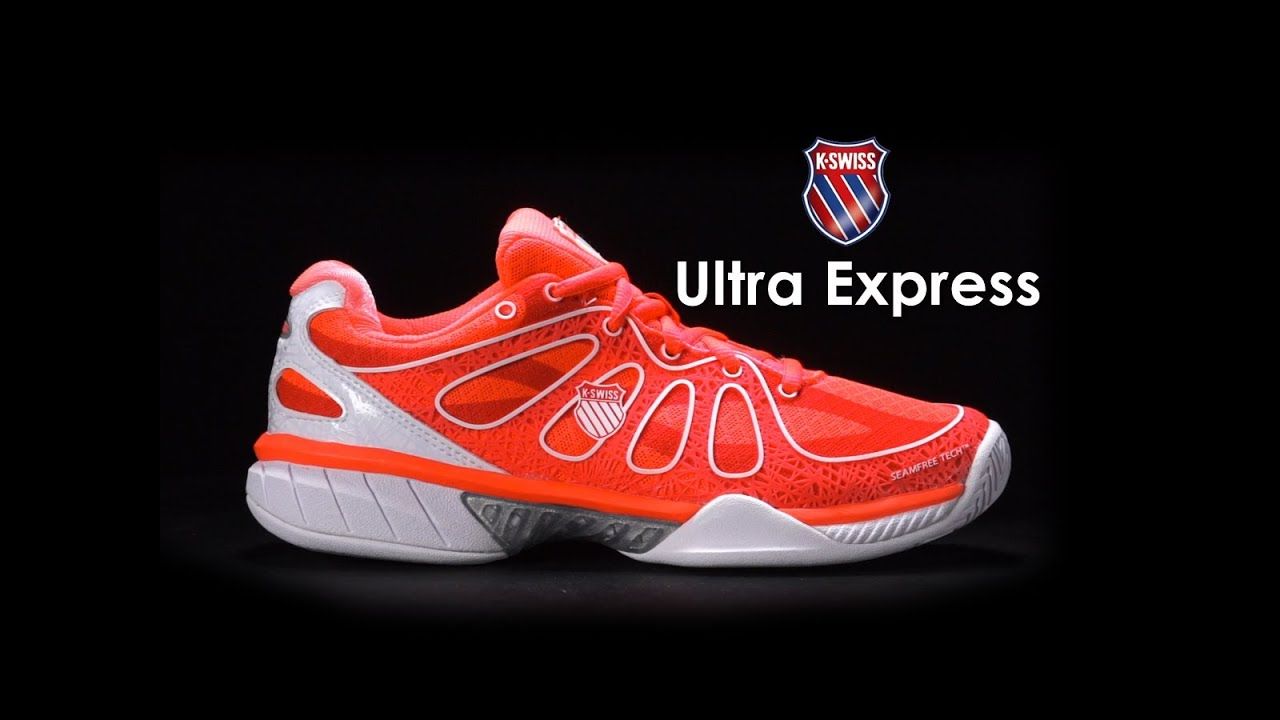 Kswiss Ultra Express Women S Shoe Review Youtube