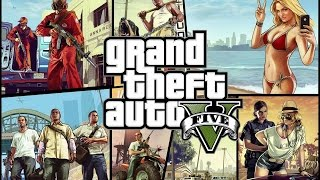 GTA 5 Grand Theft Auto V - обзор игры