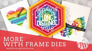 10 More Frame Die Cut Techniques