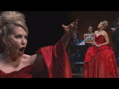 Joyce DiDonato, the opera singer who is 'the perfect 21st ce