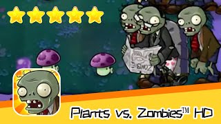Plants vs  Zombies™ HD Adventure 2 Night 01 Walkthrough The zombies are coming! Recommend index five