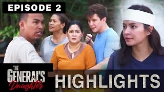 The General's Daughter: Dyosa saves the people of Barrio Santo Francisco | EP 2