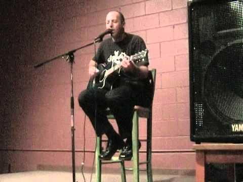 Nathan Mackinder - solo acoustic - foggy bottom in Dexter, MI - 10/2/04