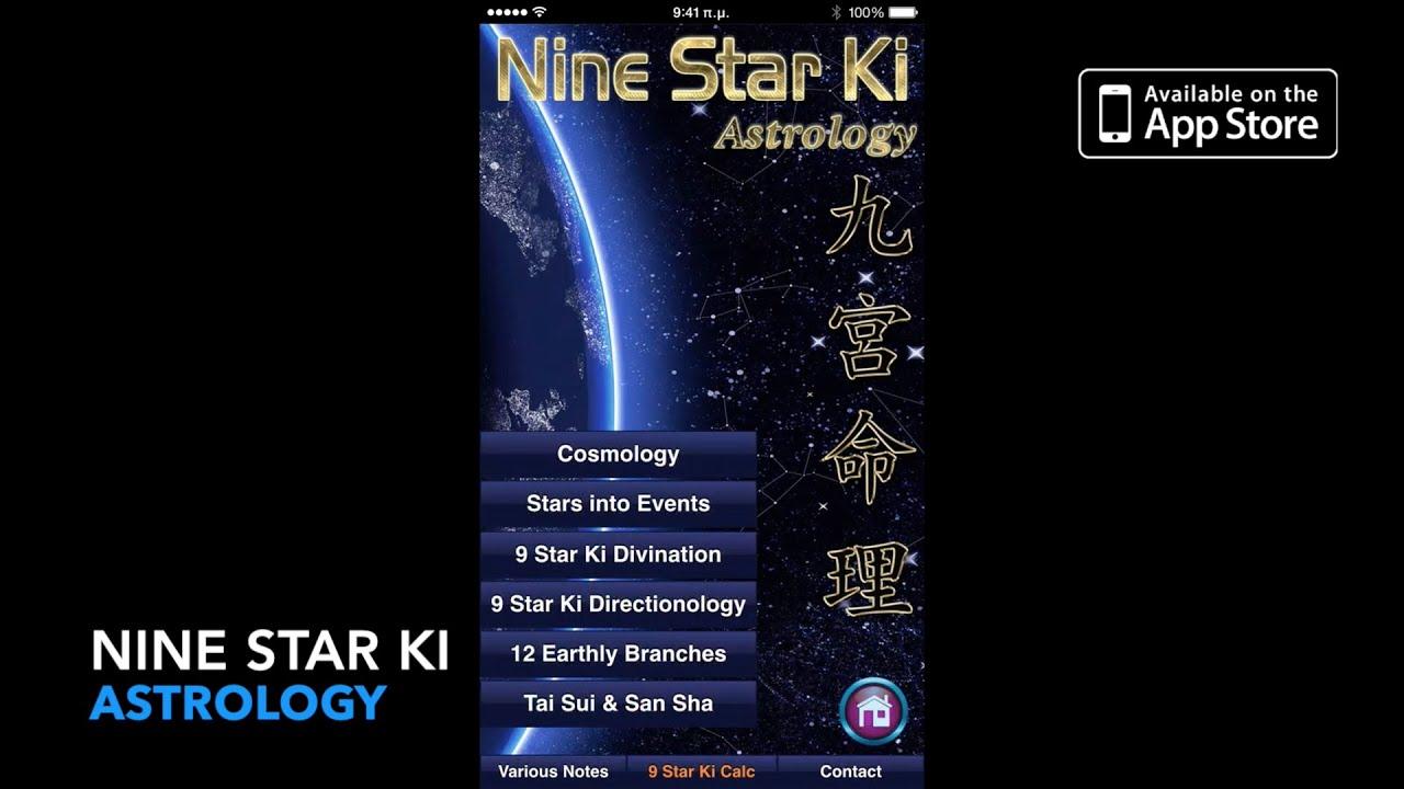 Nine star ki astrology