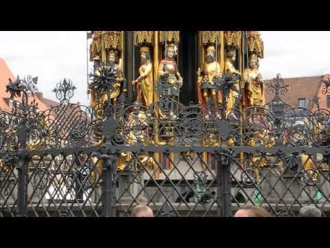 Vlog: Nuremberg Germany (short weekend trip)