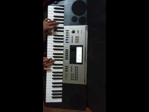 """Nahi kalale kadhi"" on keyboard"
