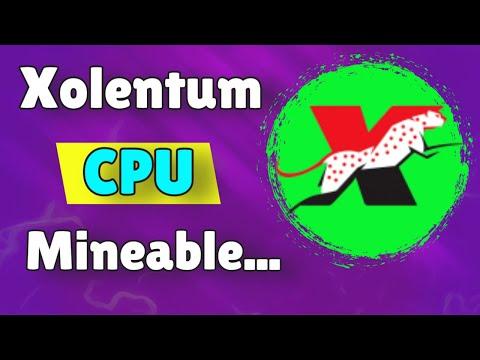 Xolentum Review [NEW CPU Mining Coin - RandomX Algo!]