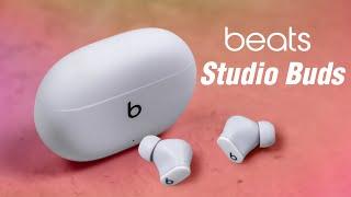 Mở hộp Beats Studio Buds