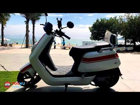 NIU N1s Pro Electric Scooter | NIU U1 Sport | Passenger Backrest Installation | 小牛电动