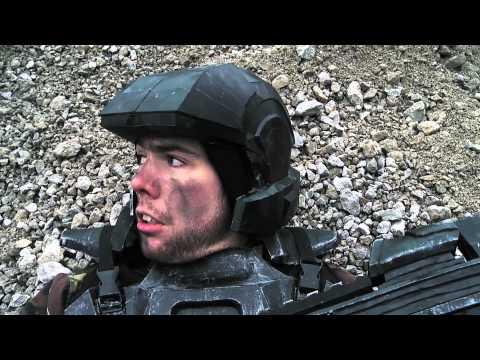 Halo: Baptism  Fire Short Film
