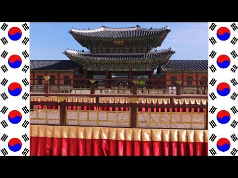 """Revival"" by Kevin MacLeod (Imperial Palace - Seoul, South Korea)"