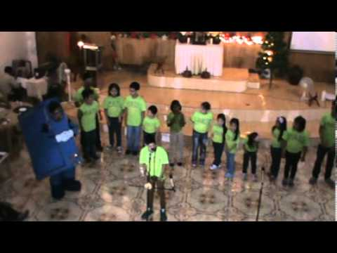 PSALTY's Christmas Calamity - SRUMC Post Kid's Cantata 2014