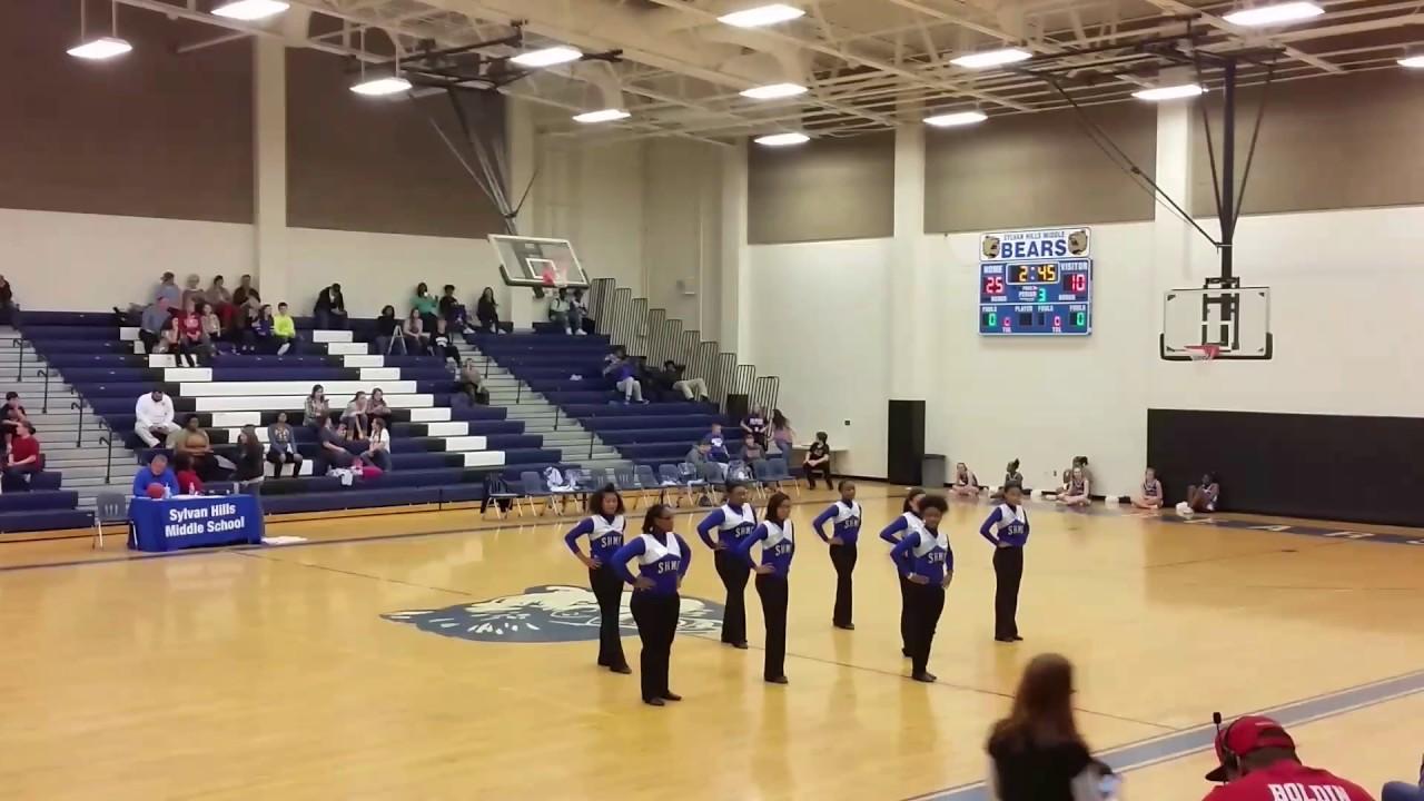 SHMS dance team last 2017 performance