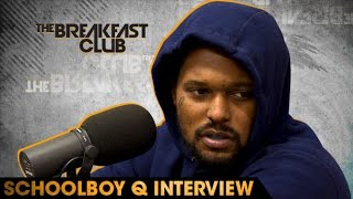 ScHoolBoy Q Interview With The Breakfast Club (7-15-16)