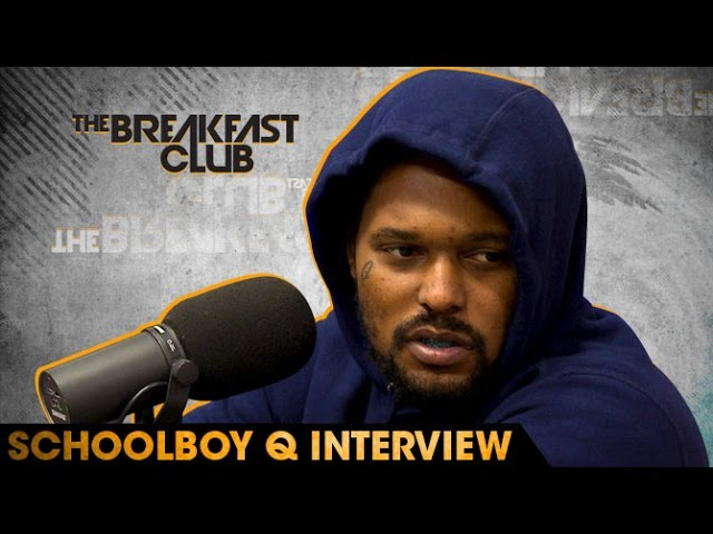 ScHoolboy Q Talks Blank Face EP, Wack Rappers, Police Brutality, Success & More