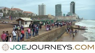 Colombo - Sri Lanka  | Joe Journeys