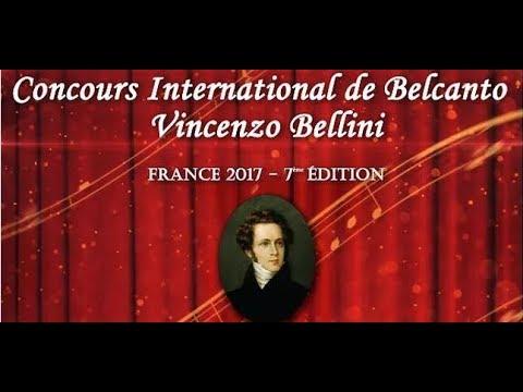 Concours International de Belcanto Vincenzo Bellini  - 7ème édition