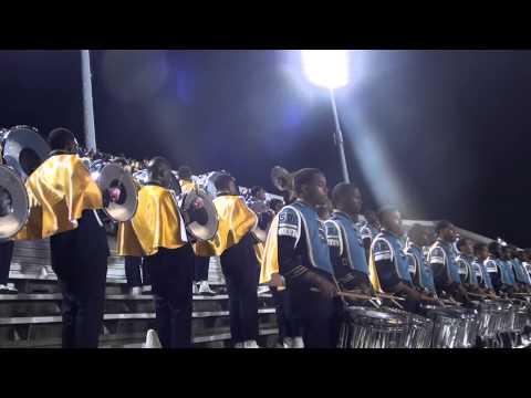 "Southern University Drumline ""Nobody Does It Better"""