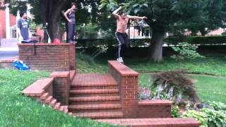 Wide Awake Parkour: Greensboro