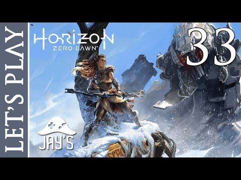 [FR] Horizon Zero Dawn : Le palais - Gameplay PS4 HD - Episode 33