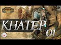 Rise of the Tomb Kings - Total War Warhammer 2 - Khatep Campaign 1
