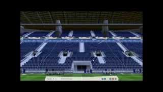 FM Virtual Stadium Tour - Estádio do Dragão (Futebol Clube do Porto)