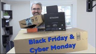 Que compré por Black Friday & Cyber Monday?