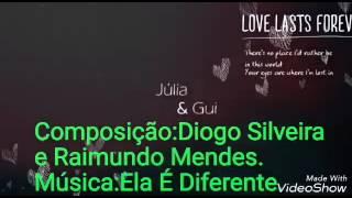 Julia e Gui Rock Story