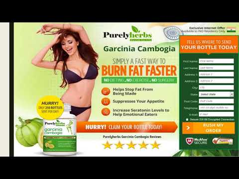 Purely Herbs Garcinia Cambogia Reviews