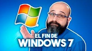 EL FIN DE WINDOWS 7 ¿AHORA QUÉ? | La red de Mario