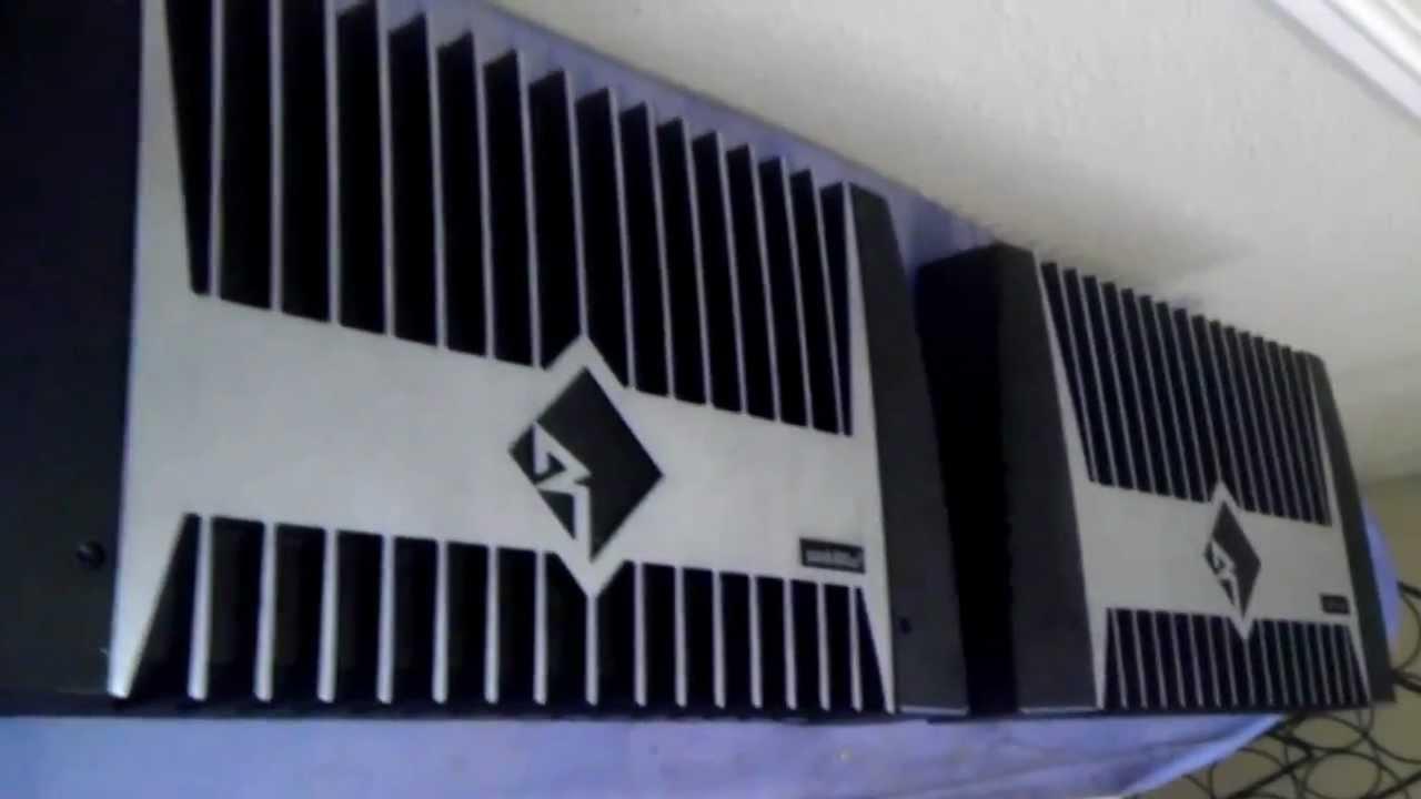 Rockford Fosgate Power A2 Unboxing Pt 2