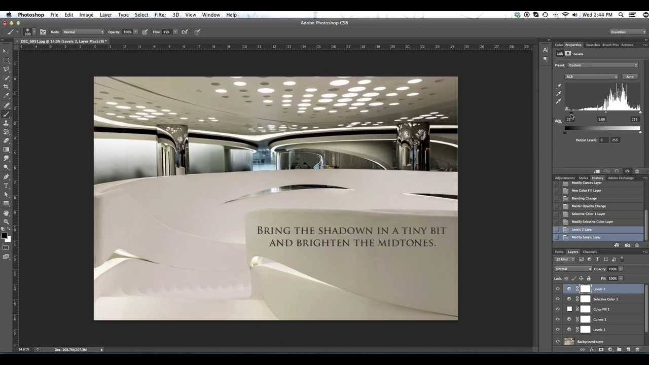 How To Photoshop Architectural Photography Australia