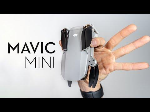 Mavic Mini VS EVERY DJI Drone Comparison!