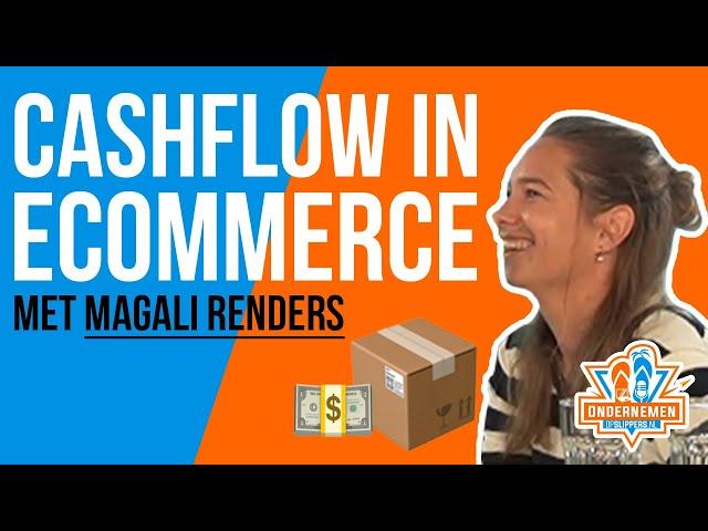 🏦💶Cashflow management in ecommerce met CFO Magali Renders