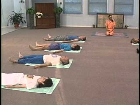 Yoga Nidra: Deep Relaxation with Swami Asokananda (Integral Yoga), part 1