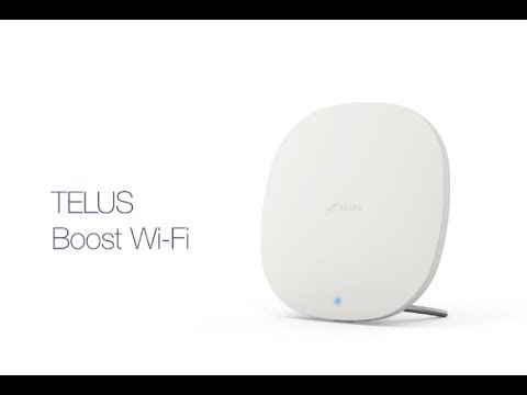 TELUS | How to give your Wi-Fi a boost