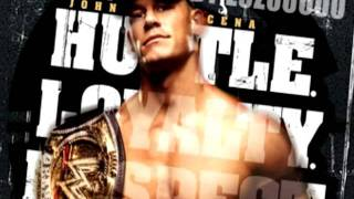 WWE John Cena 2011 and 2012 Theme Song - Hustle Loyalty Respect (with download link)