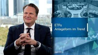 Economy Views: ETFs – Anlageform im Trend