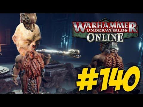 Warhammer Underworlds Online #140 Chosen Axes (Gameplay) |