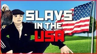 Slavs in the USA