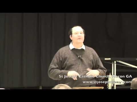 RCIA - Catholic Law 101 - Dr Buckner Melton Jr