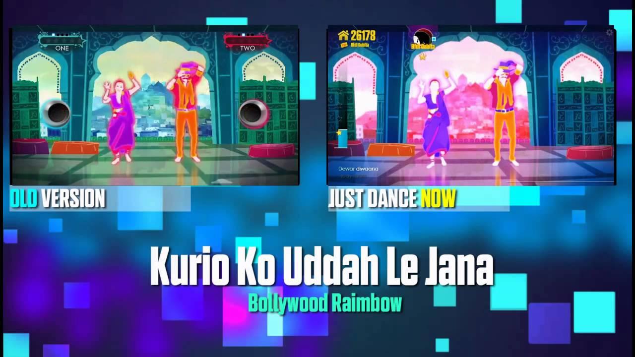 Video - Just Dance Now Kurio Ko Uddah Le Jana Comparison