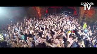 SHOWTEK - Arches,Glasgow 2014 - COLOURS TV