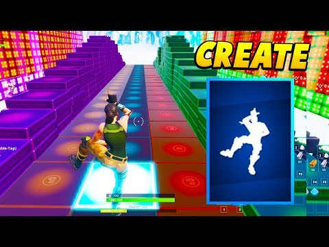 I Created Fortnite DANCES using MUSIC BLOCKS In Fortnite.. (Fortnite) thumbnail