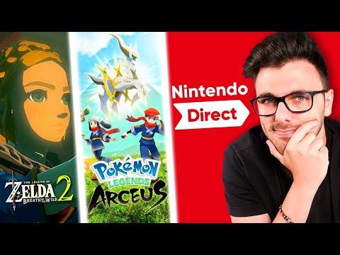 Zelda Botw 2, Nintendo Direct, Switch Pro, E3, Pokemon & Zelda Anniversaire : On en est où ?
