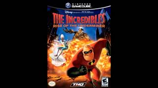 The Incredibles: Rise of the Underminer Music - Furious Frozen…
