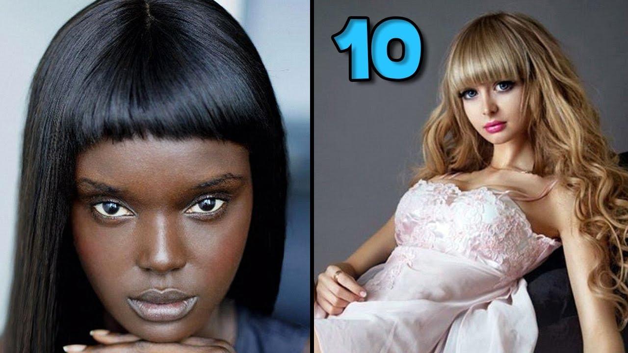 10 มนุษย์สุดแปลก ที่โคตรเหมือนตุ๊กตา ที่สุดในโลก | OKyouLIKEs