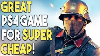 GREAT PS4 Game for SUPER CHEAP Now! RDR2 Gets INSANE Reviews!