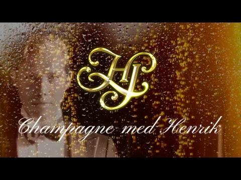 Champagne med Henrik - Mattias Svensson