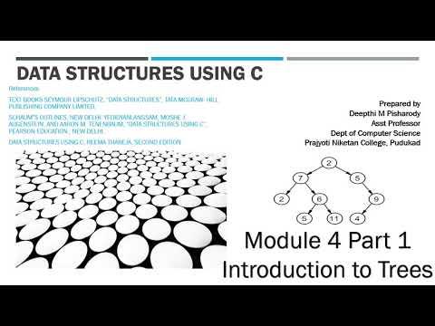 data-structures-using-c--tree--part-1--(language--malayalam)